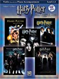 Harry-Potter-Instrumental-Solos-for-Violin-Piano-Accompaniment-Movies-1-5-Pop-Instrumental-Solo