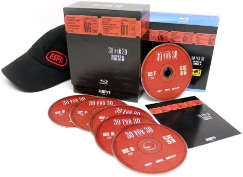 ESPN Films 30 for 30 on Blu-ray