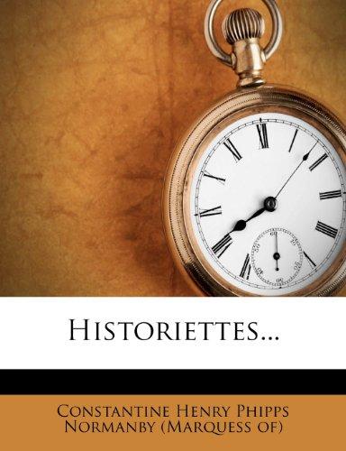 Historiettes...
