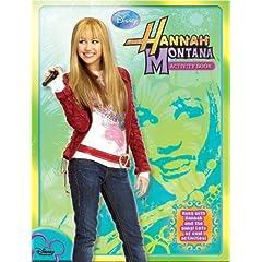 Hannah Montana Best of Both Worlds! Activity Book (Disney)