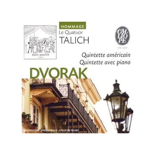 Dvorak - Musique de chambre 51ZqFB0FefL._SS500_