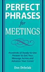 Perfect Phrases for Meetings (Perfect Phrases)