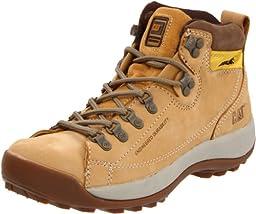 Caterpillar Men\'s Active Alaska Lace-Up Boot,Honey,10.5 M US