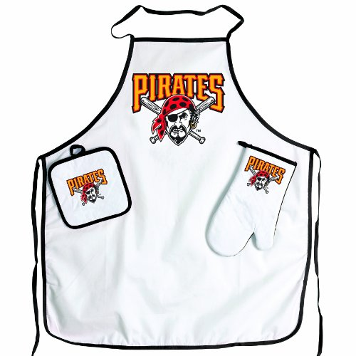 MLB Pittsburgh Pirates BBQ Set