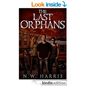 Amazon.com: The Last Orphans eBook: N.W. Harris: Kindle Store