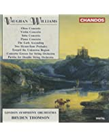 Williams: Concertos, etc
