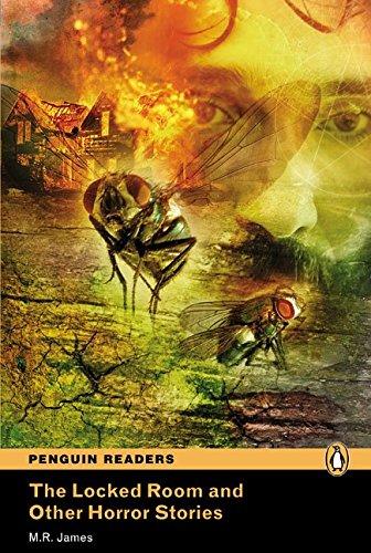 Peguin Readers 4:Locked Room, The Book & CD Pack: Level 4 (Penguin Readers (Graded Readers))