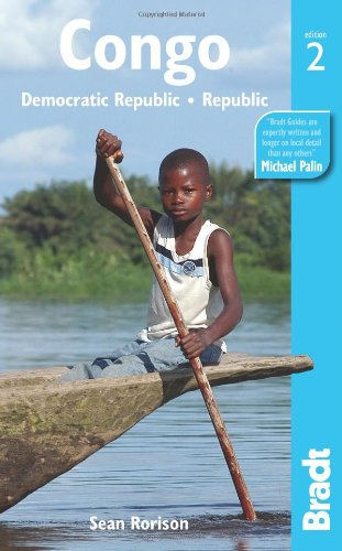 Congo, 2nd: Democratic Republic Republic (Bradt Travel Guide)