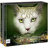 Warrior Cats - Zeichen der Sterne. Die letzte Hoffnung: IV, Folge 6, gelesen von Marlen Diekhoff, 5 CDs in der Multibox, ca. 6 Std. 30 Min.
