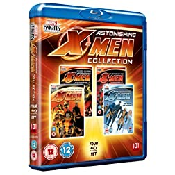 X-Men Box Set [Blu-ray]
