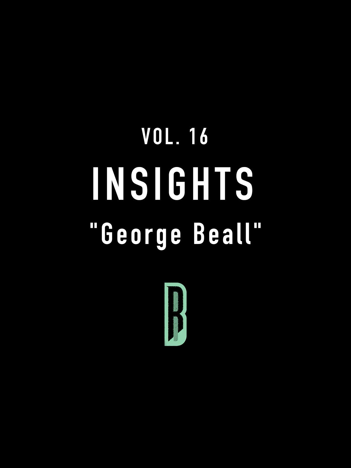 Insights Vol. 16