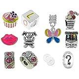 Timeline Trinketts Charm Bracelet Beads Fits Pandora Jewelry - Just for Girls 2013