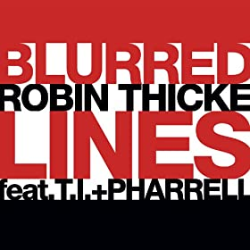 Blurred Lines [feat. T.I., Pharrell]