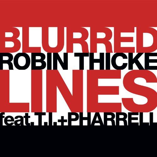 Robin Thicke feat. T.I. & Pharrell – Blurred Lines (CDS) (2013) [FLAC]