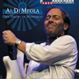 One Night in Montreal Al Di Meola