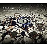 Northern Religion of Things by Nosound (2011) Audio CD