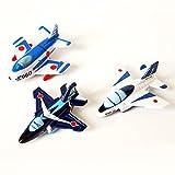 マグネット 飛行機 セット ひこうき 【 歴代3機種 ブルーインパルス F-86F ・ T-2 ・ T-4 】