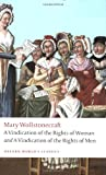 A Vindication of the Rights of Woman and A Vindication of the Rights of Men (019955546X) by Wollstonecraft, Mary