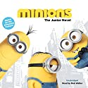 Minions: The Junior Novel (       UNABRIDGED) by Sadie Chesterfield Narrated by Bob Walter