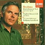 Brahms: Piano Concerto No. 2 Op. 83 / Five Songs Op. 105