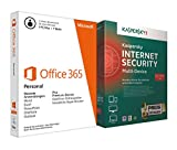 Software - Microsoft Office 365 Personal + Kaspersky Internet Security Multi-Device 2PCs