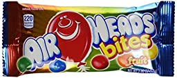 Airheads Bites Fruit 2 Ounce Bag, (Pack of 24 Bags)