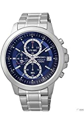 Seiko Chronograph Date Stainless Steel Men's watch #SKS443