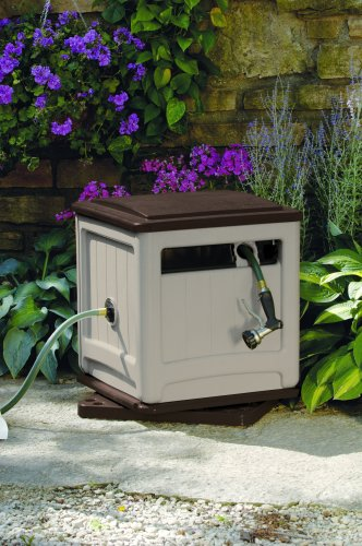 One of the Best Garden Hose Reels