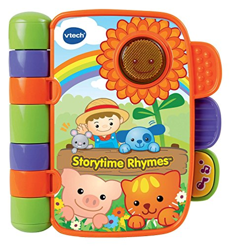 VTech Storytime Rhyme - Green/Purple/Orange