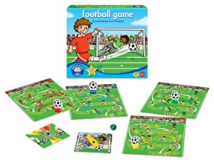 Orchard Toys Football Game Assorted Colours by ORCHARD TOYS