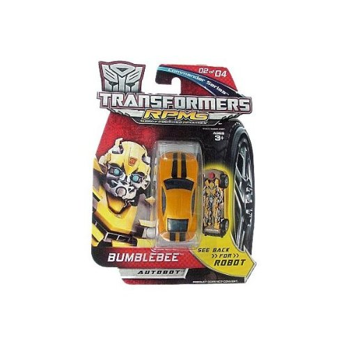 Bumblebee Transformers RPM commander series - 1