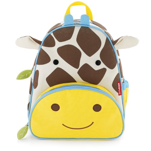 Best Review Of Skip Hop Zoo Packs Little Kid Backpacks, Giraffe