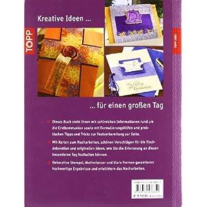 Mein schönstes Fest - Kommunion: Karten und Ideen für einen gelungenen Tag (kreativ.kompakt.)