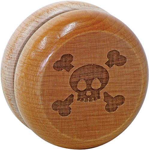 Pirate Skull Yo-Yo - Made in USA