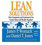 img - for [(Lean Solutions: How Companies and Customers Can Create Value and Wealth Together )] [Author: James P. Womack] [Mar-2008] book / textbook / text book