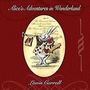 Alice's Adventures in Wonderland Audiobook