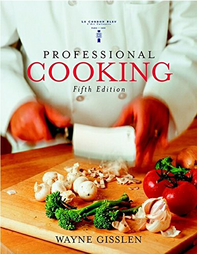Professional Cooking, College (With CD-ROM), Gisslen, Wayne