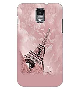 PrintDhaba Tower D-5588 Back Case Cover for SAMSUNG GALAXY S5 (Multi-Coloured)