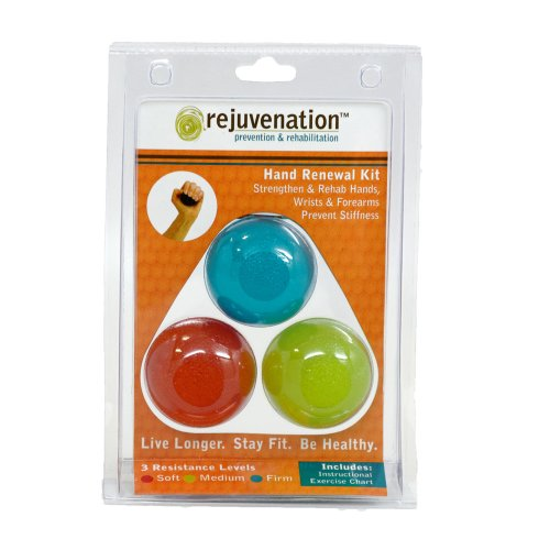 Rejuvenation Hand Renewal Kit
