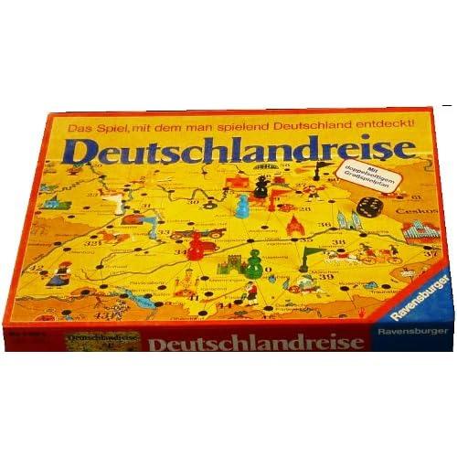 Deutschlandreise – gelbe Ausgabe bestellen