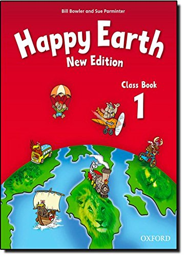 Happy Earth 1: Class Book New Edition (Happy Second Edition)