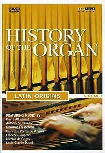 History of the Organ V1 Latin [Import]