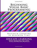 Beginning Visual Basic Programming