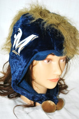 MLB Milwaukee Brewers 2012 Mohawk Short Thematic Hat