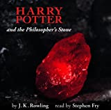 Harry Potter and the Philosopher's Stone by Rowling, J. K. (2010) Audio CD J. K. Rowling