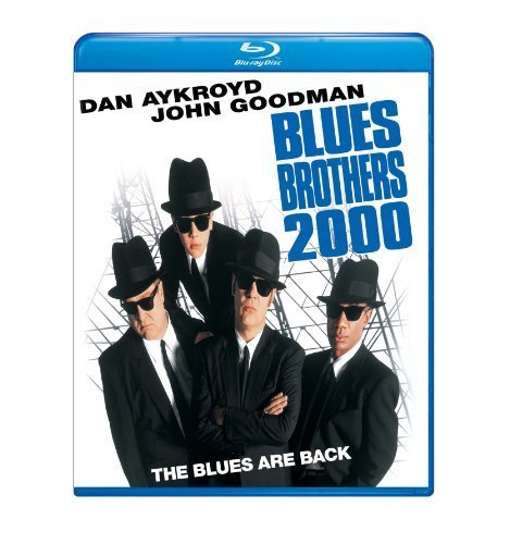 Blues Brothers 2000 [Blu-ray] by Universal Studios