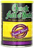 Chock full o'Nuts Coffee French Roast Ground, 10.3 Ounce