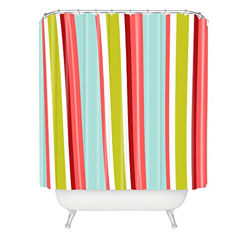 Deny Designs Caroline Okun Amagansett Shower Curtain front-447138