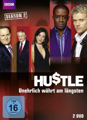 Hustle - Unehrlich währt am längsten, Season 2 [2 DVDs]