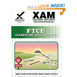 FTCE Elementary Education K-6 (XAM FTCE) Sharon Wynne